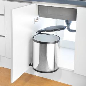 Built-in Waste Bin