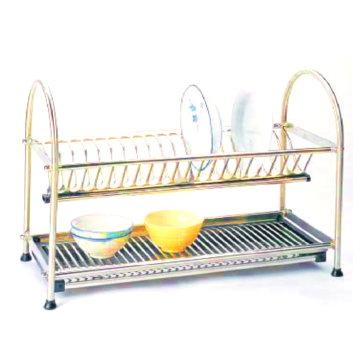 Stainless Steel 201 Dish Rack